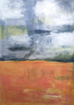 Acryl auf Canvas, 70x100 cm, 2020