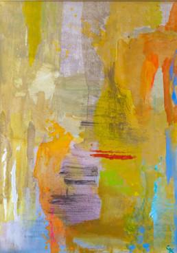 Acryl auf Canvas, 50x60 cm