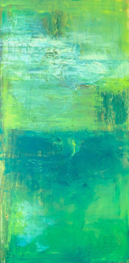 Acryl auf Canvas, 40x80 cm