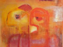 Acryl auf Canvas, 50x50 cm