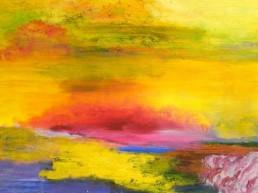 Acryl auf Canvas, 40x40 cm