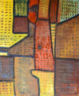 Acryl auf Canvas, 50x70 cm