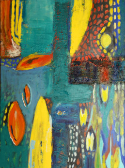 Acryl auf Canvas, 60x80 cm